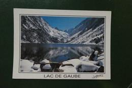 V 3 ) LE LAC DE GAUBE     JEAN MASSON - France