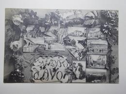 Carte Postale - AVON (77) - Multi Vues - Souvenir .... (3797) - Avon