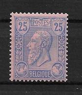 OBP48, Ongebruikt Met Scharnier* - 1883 Léopold II