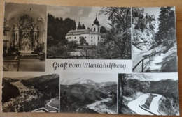 Gruß Vom Mariahilfberg Gutenstein Servitenkloster Niederösterreich Mehrbild - Gutenstein