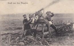 Gruss Aus Der Vogesen Vosges WW1 WK1 - Guerre 1914-18