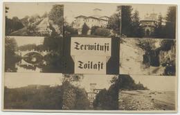 82-342 Estonia Ida-Viru Toila Postal History Ralway Station - Estonie