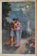 Römische Liebe Római Szerelem Rimska Laska Rzymzka Milosc L' Amour Romain J. Kränzle Wien Künstler Kunst - Paare