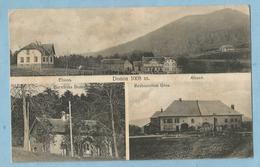 TH0325  CPA  LE DONON  1008 M   Alsace - Elsass - Forsthaus Donon - Restauration Gros  +++++ - France