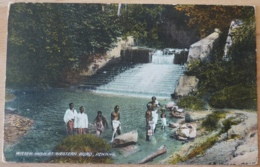Water Gush At Western Road Penang Malaisie Malaysia Gelaufen Nach Wien 1911 - Malaysia