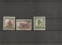 Congo Belge ( 270 / 272 Et 273 Oblitérés) - Congo Belge