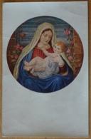 Maria Mit Kind Madonna Jesus Christus 1023 Verlag Adalbert Mayhofer Kierling Bei Wien - Jungfräuliche Marie Und Madona