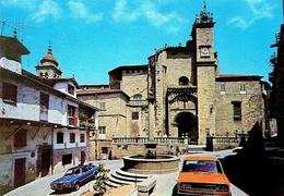 ORENSE : Catedral Y Plaza Del Trigo - Automobiles - Orense