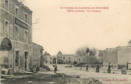 88 , MENIL SUR BELVITTE Bombardé , * 357 77 - Francia