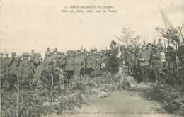 88 , MENIL SUR BELVITTE , Salut Aux Heros Morts Pour La Patrie , * 357 79 - Autres Communes