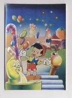 Pinocchio - Chromovogue - Disney Originale - Les Couleurs Magiques - Très Brillante - Disney