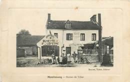 60 , MONTMACQ , Bureu De Tabac , * 359 85 - France