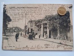 Talence (Gironde), Cours Gambetta Et Etablissement Baptiste, 1905 - Frankreich
