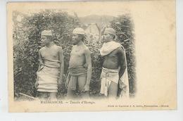 ETHNIQUES ET CULTURES - AFRIQUE - MADAGASCAR - Tanala D'Ikongo - Africa