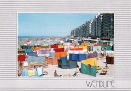 WENDUINE - Plage Et Digue - Oblitération De 1991 - Wenduine