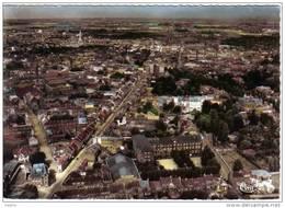 Carte Postale 59. Roubaix  Vue D'avion  Trés Beau Plan - Roubaix