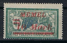 Memel Y/T 89 (*) - Memel (1920-1924)