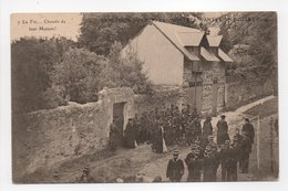 - CPA NANTES (44) - EXPULSION DES P. P. PRÉMONTRÉS 1904 - La Fin... Chassés De Leur Maison ! (belle Animation) - - Nantes