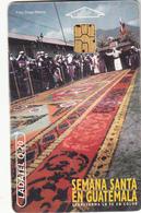 GUATEMALA - Carpet Of Flowers, Telgua-056, Used - Guatemala