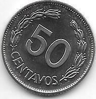 *ecuador 50 Centavos 1985  Km 87 Bu !!!!! - Equateur