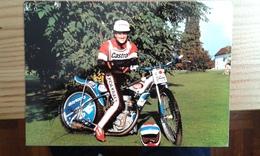 Carte Postale Moto Gp Geud Riss - Motorbikes
