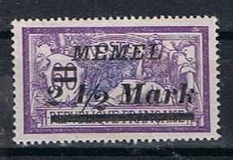 Memel Y/T 71 (*) - Unused Stamps