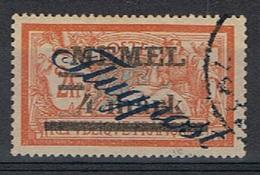 Memel Y/T LP 16 (0) - Memel (1920-1924)
