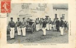 03 , ESPINASSE VOZELLE , Les Pompiers En Manoeuvres , CF * 365 01 - Altri Comuni