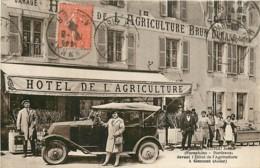 03 , GANNAT , Hotel De L'Agriculture , Maison Guitou Jeune , CF * 365 66 - Altri Comuni
