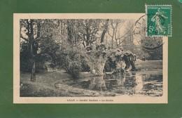 Lille Verbeke Tabacs Jardin Vauban La Grotte état Moyen RARE - Lille