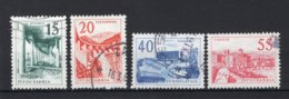 JOEGOSLAVIE Yt. 794/797° Gestempeld 1959 - Usados