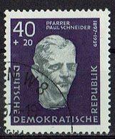 DDR 1957 // Mi. 608 A O - [6] République Démocratique