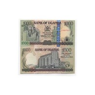 BILLET OUGANDA  1000 MOJA - Uganda