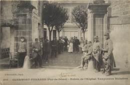 63 , CHAMALIERES , Grand Séminaire De Richelieu , Hopital Temporaire , * CF 368 41 - Francia