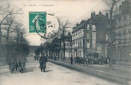 Lille AT 128 L'esplanade Peu Commun TBE - Lille
