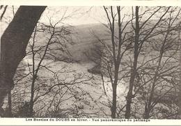 Les Bassins Du Doubs En Hiver - 25 - Vue Panoramique Du Patinage - Autres Communes