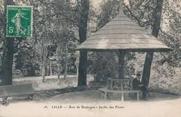 Lille Eld 18 Bois De Boulogne Jardin Des Fleurs Rare TBE - Lille