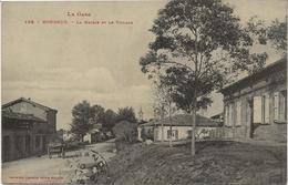 D 32  MONBRUN  La Mairie Et Le Village - France