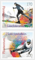 Liechtenstein 1819/20 JO De Pyeongchang Corée Du Sud - Inverno 2018 : Pyeongchang