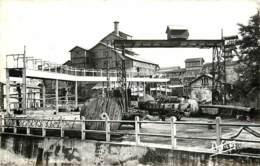 63 , Mines De LA COMBELLE , Instalation , * CF 369 13 - Francia