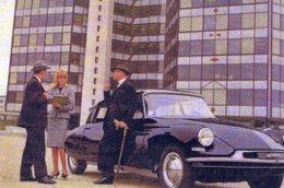 Citroen ID 19  -  Carte Postale Moderne - Toerisme