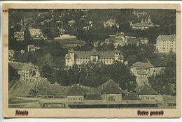 Sinaia - General View (print Error) - Roumanie