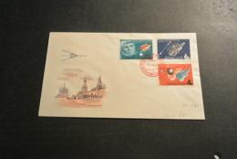 SP424B - FDC  Russia - CCCP - 12 - 4 - 1964 - Vostok I - Rusland En USSR