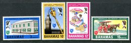 Bahamas 1968 14th Commonwealth Parliamentary Conference Set MNH (SG 323-326) - Bahamas (...-1973)
