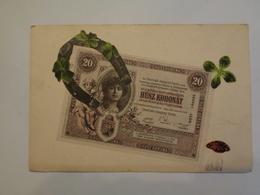 Fantaisie - Billet - A Identifier - Monnaies (représentations)