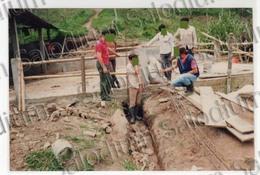 ECUADOR Latacunga S. Agustin Angamarca - Fotografica Pezzo Unico - Storia Postale - Ecuador