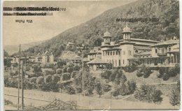 Slșnic Moldova Health Resort - Administrative Building And Casino  (print Error) - Roumanie