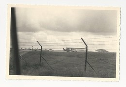 62 MERVILLE CALONNE - PHOTO - Aéroport De Merville Calonne Sur La Lys - Avions Militaires - Lestrem - Pas De Calais - Altri Comuni