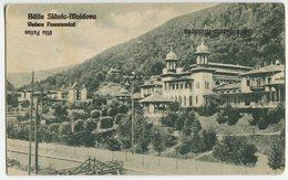 Slănic Moldova Health Resort - Administrative Building And Casino  (print Error) - Roumanie