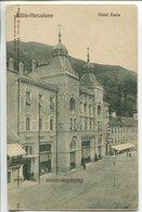 Herculane Health Resort - Dacia Hotel  (print Error) - Roemenië
